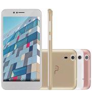 Smartphone Multilaser Ms55m Nb701 Tela 5.5' 3g 16gb 8mp + 8mp Novo