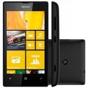 Celular Básico 3g Nokia Lumia 520 8gb Tela 4' Mp3 Cam 5mp