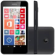 Smartphone Nokia Lumia 635 4G Tela 4.5' Quad Core 8GB 5MP (Outlet)