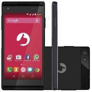 Smartphone Positivo Selfie S455 8GB Dual Chip Tela 4.5 3G Wi-Fi 8MP Anatel