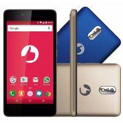 Smartphone Positivo Twist S520 4g Dual Tela 5' 16gb Cam 8mpx Anatel EXCELENTE