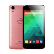 Smartphone Qbex W511 Intel Tela 5.0' Dual 3g 16gb 8mp Rosa