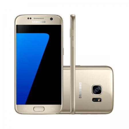 Smartphone Samsung Galaxy S7 G930 32gb Tela 5.1' Seminovo