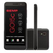 Smartphone Semp Go! 5c Celular Câmera 8mp 16gb 1gb Ram