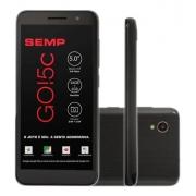 Smartphone Semp Go! 5c Dual 16gb 1gb Ram Cam 8mp (Seminovo)
