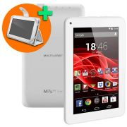 Tablet Multilaser M7s Nb185 Android Câmera 8gb Tela 7 Wifi + Brinde