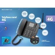 Telefone Celular Rural Roteador 4g Wifi Mp3 Radio Fm Re505