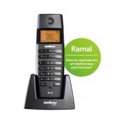 Telefone Sem Fio Digital Dect 6.0 Ramal Ts60r Intelbras