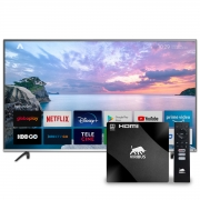 TV BOX VIRIBUS SMART 4K ANDROID TV 8GB 2GB RAM