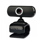 Webcam Multilaser 480p Live Aulas Ead - Wc051 Plug & Play