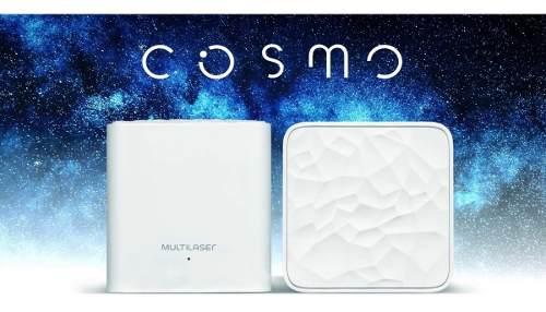 Roteador Cosmo Mesh Wi-fi Dual Band Ac-1200 200m²