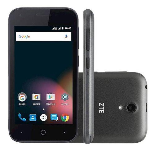 Smartphone Zte Blade A110 4g Dual 8gb Anatel