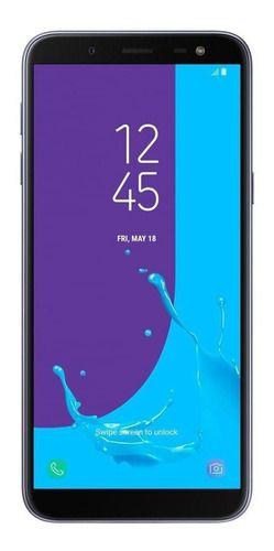 "Smartphone Samsung Galaxy J6 64GB Dual Tela 5.6"" Octa-Core 1.6GHz 4G Câmera 13MP"