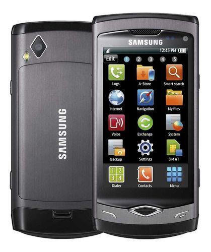Celular Samsung S8500 Wave 3g