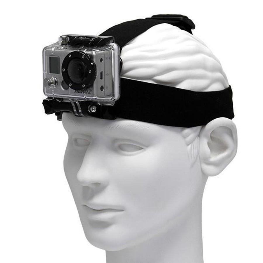 Acessorio Action Cam Suporte Para Cabeça Go Pro - Es072 - Atrio