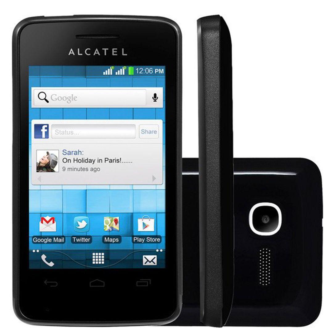 Alcatel OT4007 Pixi 3g Tela 3.5' Dual Vitrine