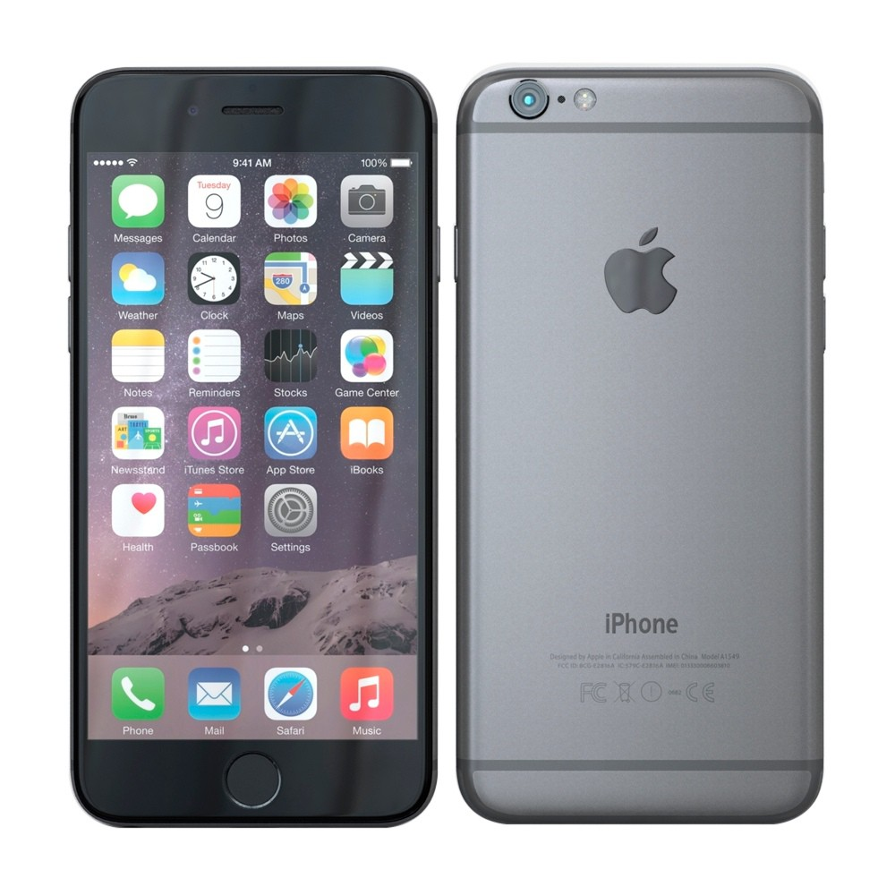 Apple iPhone 6 16gb Tela 4.7 4g 8mp Outlet