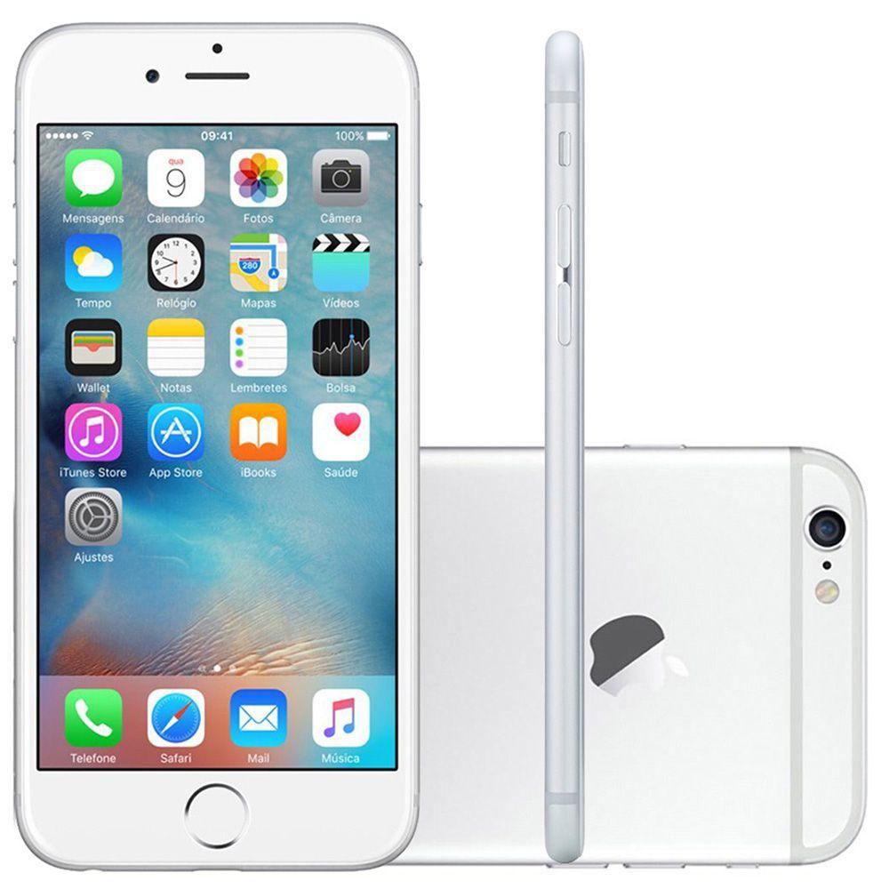 Apple iPhone 6 Plus 64gb 4g Cam 8mp Original Anatel Open Box