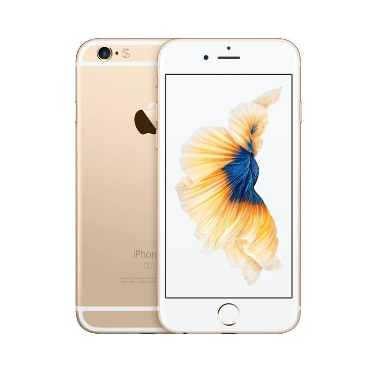 Apple iPhone 6s Plus 128gb Tela 5.5' Cam 12mp - Mostruário