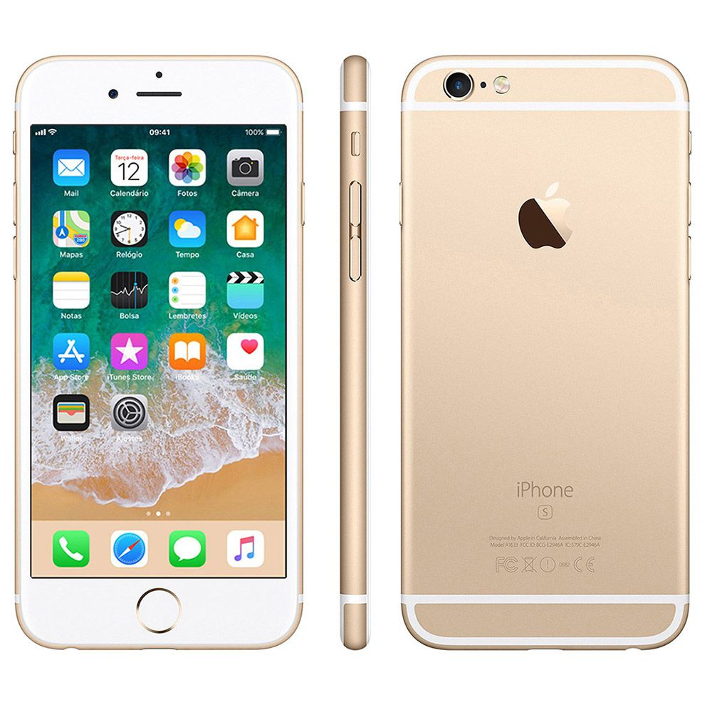 Apple iPhone 6s Plus 64gb 4g Cam 12mpx Anatel EXCELENTE