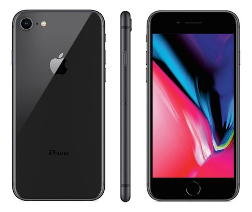 Apple iPhone 8 128gb Tela 4.7' 2gb Ram Anatel