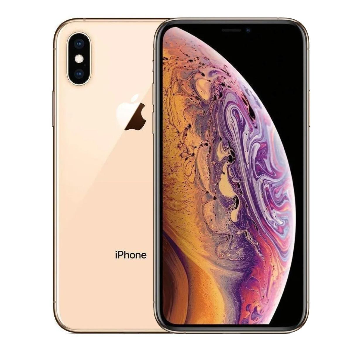 Apple iPhone Xs 64GB Tela 5.8' 12MP iOS 14 - Mostruário