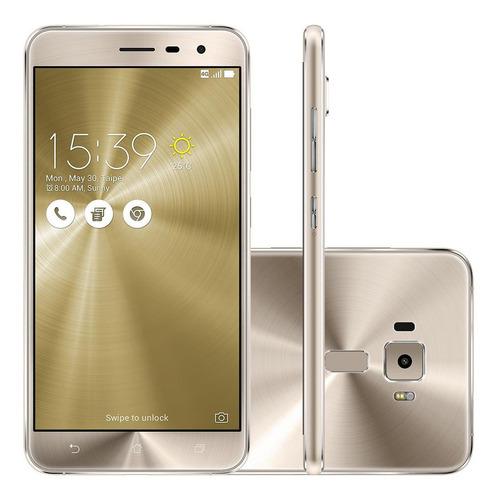 Asus Zenfone 3 Ze520kl 16GB 2GB Tela 5,2' - Recondicionado