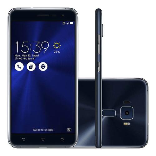 Asus Zenfone 3 ZE552kl Dual 64GB 4GB Ram Tela 5,5' (Recondicionado)