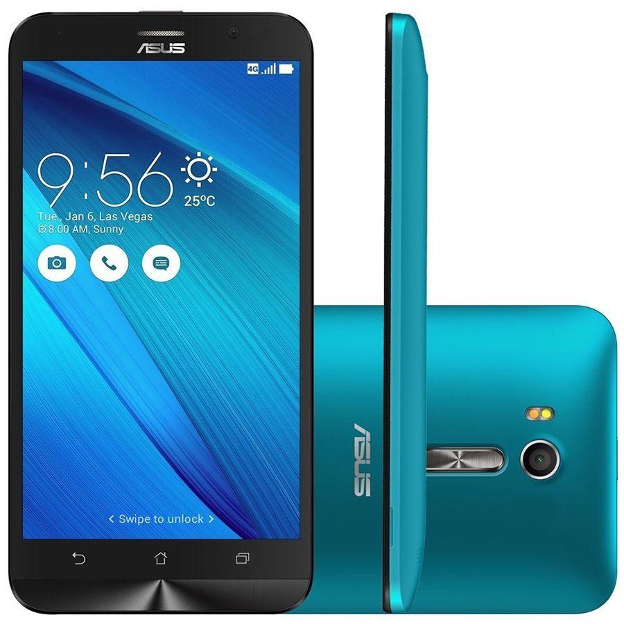 Smartphone Asus Zenfone Go Live 16gb ZB551KL Tela 5.5' Dual 4g 13mp Dtv Vitrine 2