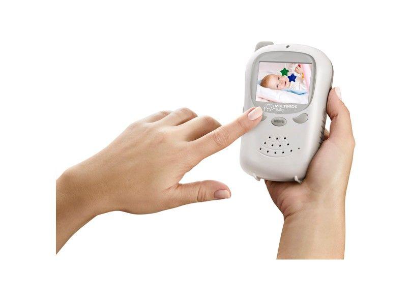 Babá eletronica digital com câmera Multikids baby - BB126 Novo