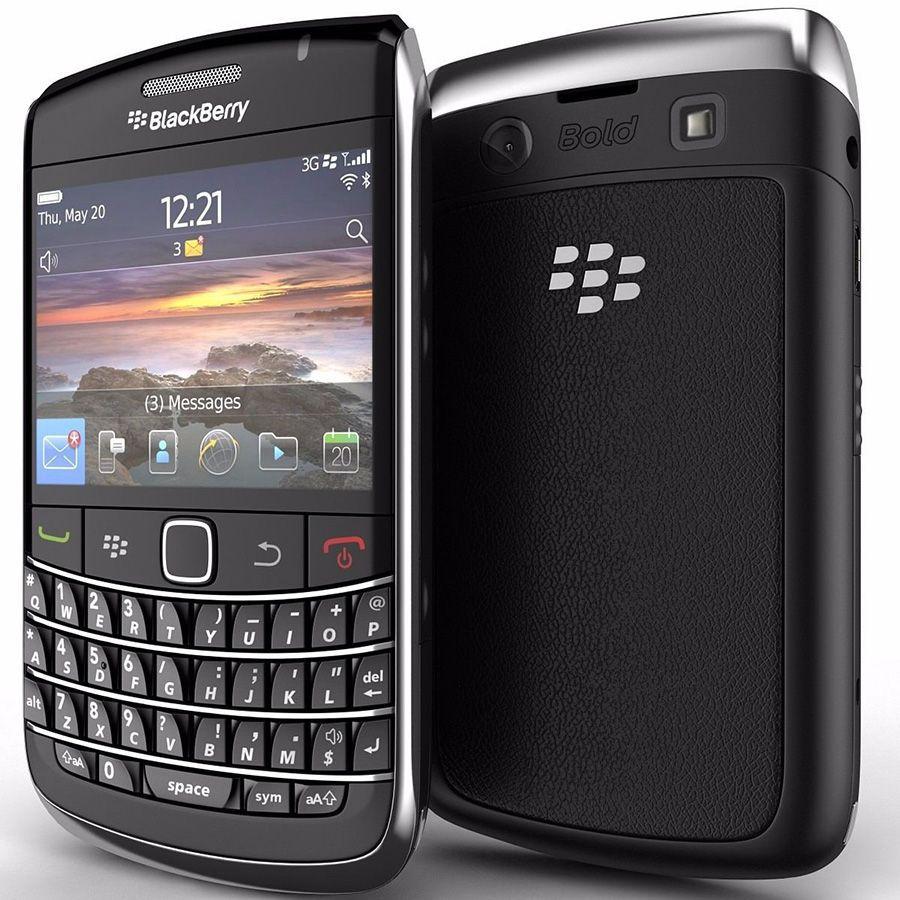 Blackberry Bold 9780 3g 5mpx Mp3 Mp4 Vitrine