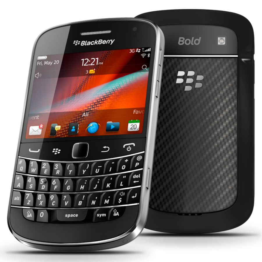 USADO: Blackberry Bold Touch 9900 8gb Gps 3g Wi-fi
