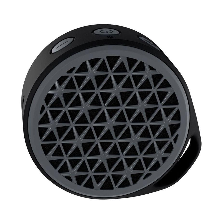 Caixa De Som Logitech X50 Bluetooth 3w Rms P3 Cinza Novo