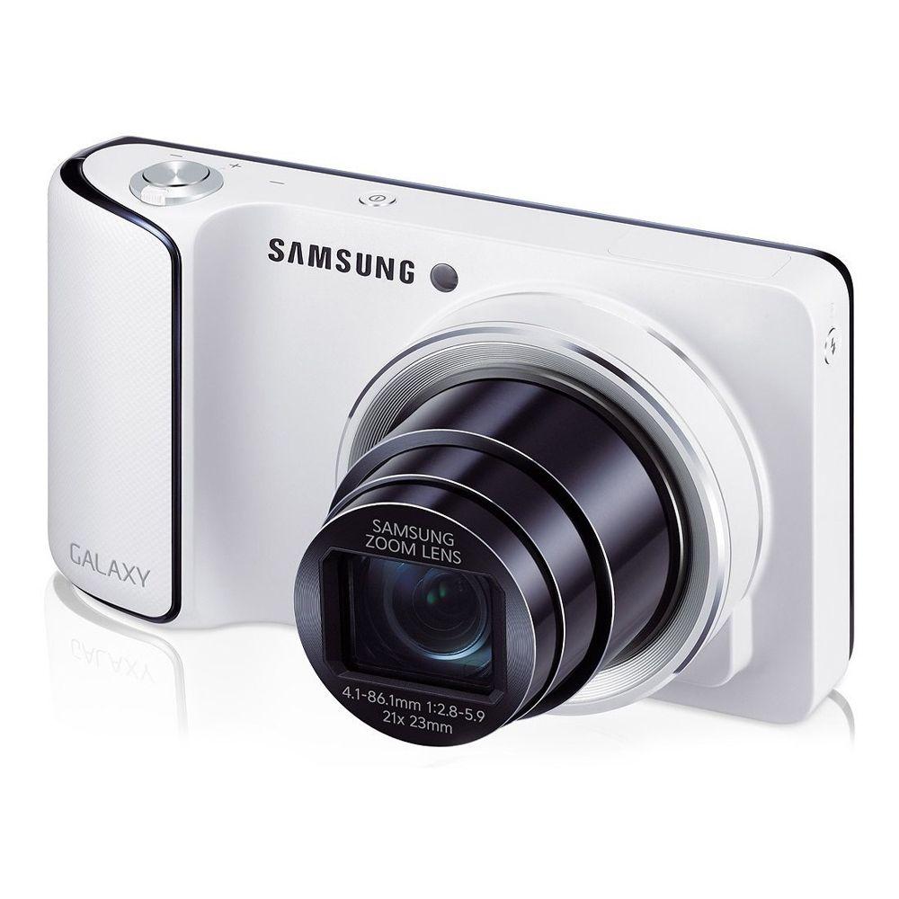 Câmera Samsung Galaxy Ek-gc100 16mp 3g Wi-fi Android Anatel