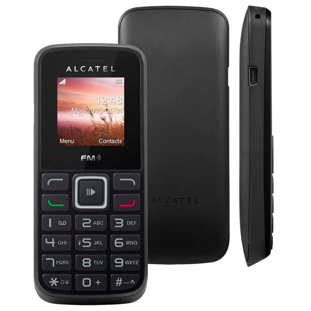 Celular Alcatel One Touch 1011 Dual Chip Rádio Fm Gsm Anatel EXCELENTE