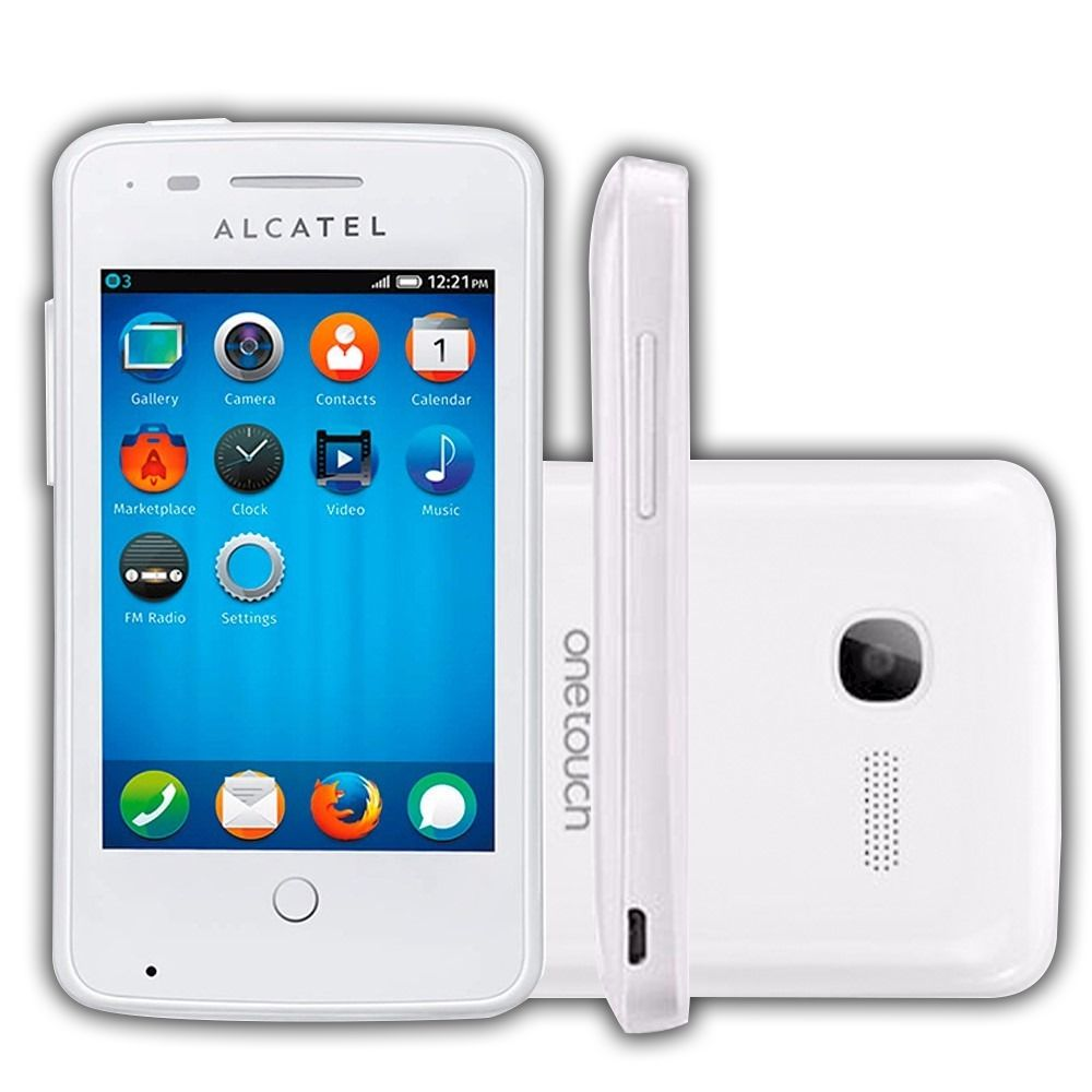 Celular Alcatel One Touch Fire 4012a Wifi 3g Tela 3.5 Outlet