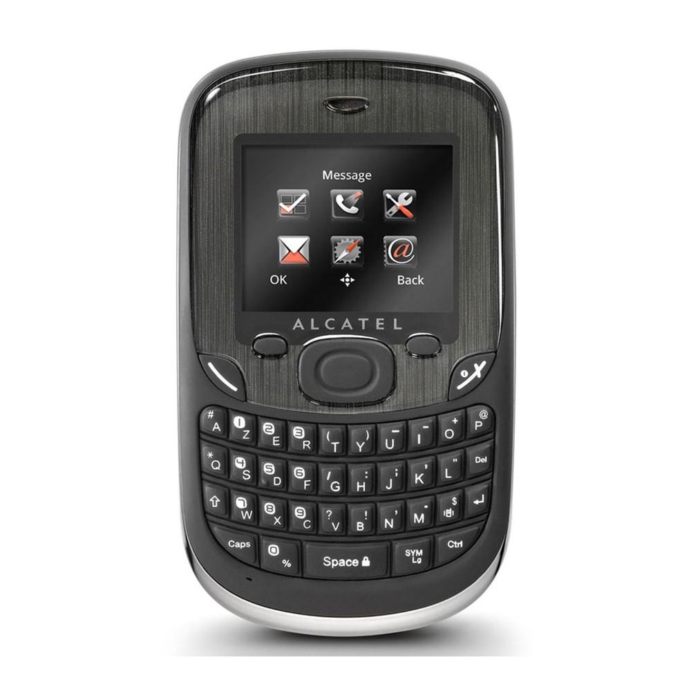 Celular Alcatel OT355 Qwerty Dual Chip Mp3 Rádio Fm Anatel (Outlet)