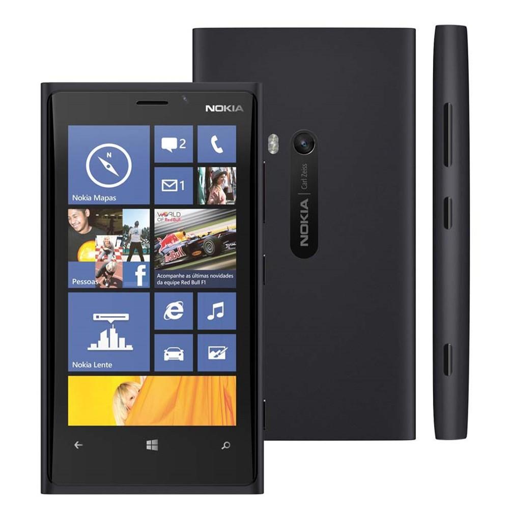 Celular Básico 4G Nokia Lumia 920 32GB (Outlet)