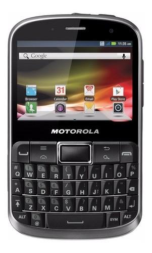 Celular Básico Motorola Defy Pro Xt560 Qwerty 3g Wi-fi 5mp