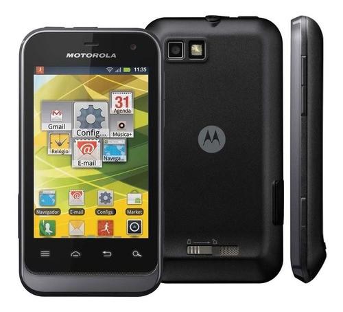 Celular Básico Motorola XT320 Defy Mini (Novo Open Box)