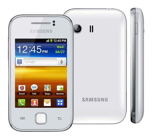 Celular Básico Samsung Galaxy Y S5360 3g Anatel Usado