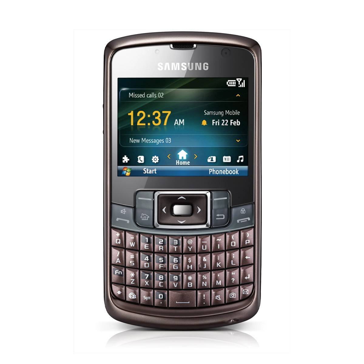 Celular Básico Samsung Omnia Pro B7320 Mp3 Radio Fm (Usado)