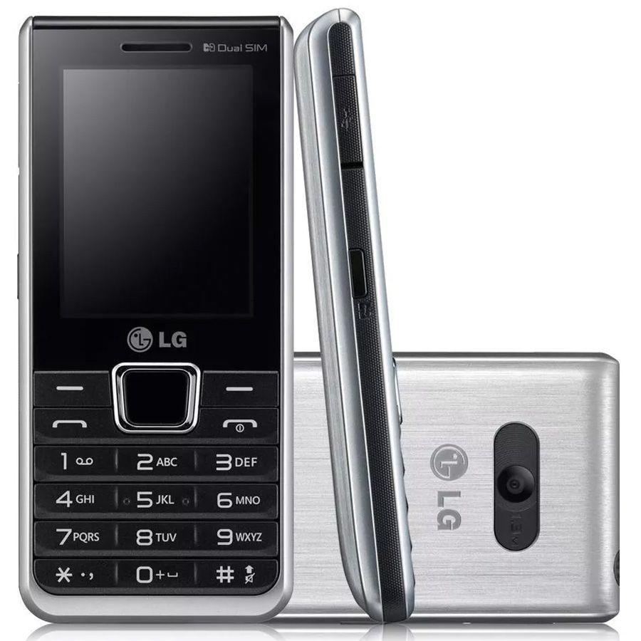 Celular Lg A395 Quadri Chip Mp3 Rádio Fm Câmera Usado