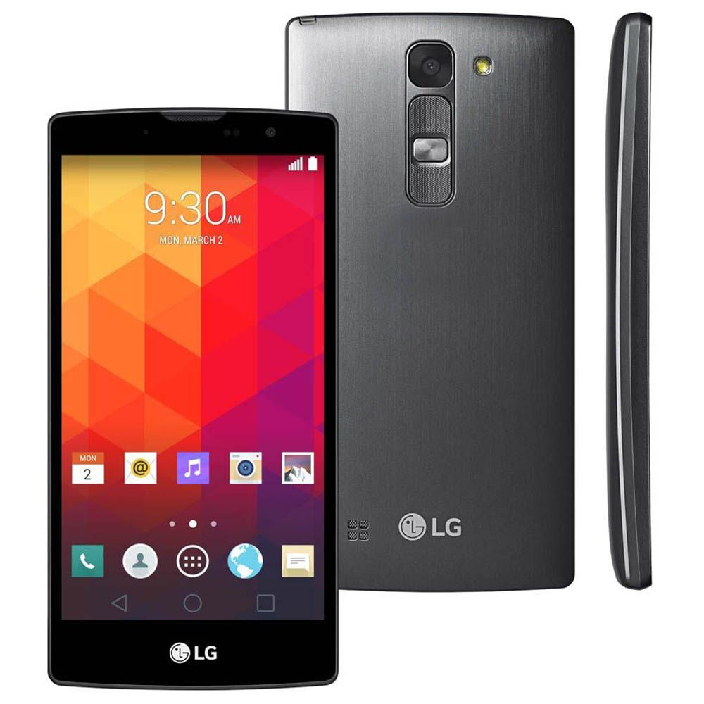 Smartphone Lg Prime Plus H502 Tv Tela 5.0 Dual 8gb 8mp Seminovo