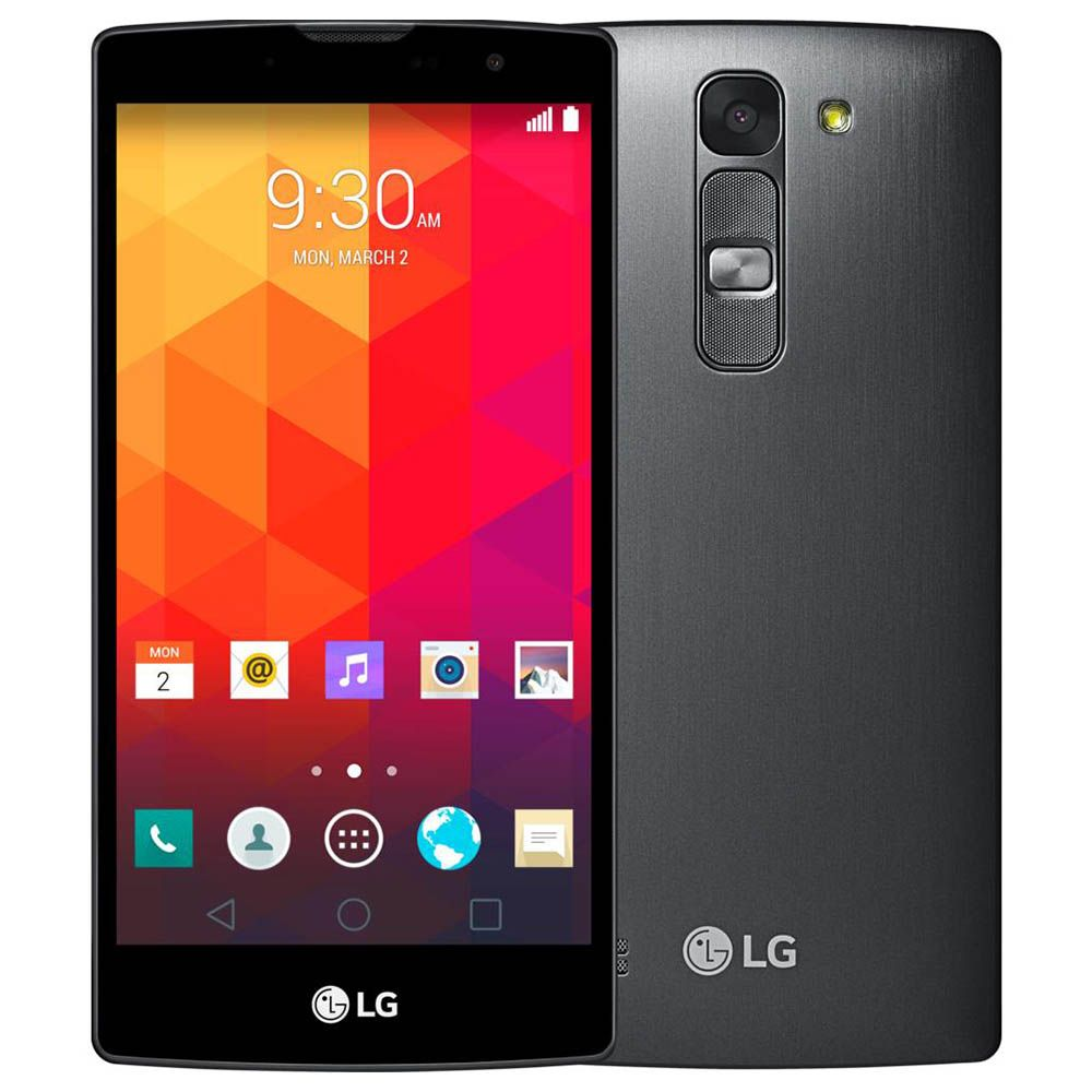 LG Prime Plus Dual 4g H522 8gb Tela Curva 5' Cam 8mp Anatel Open Box