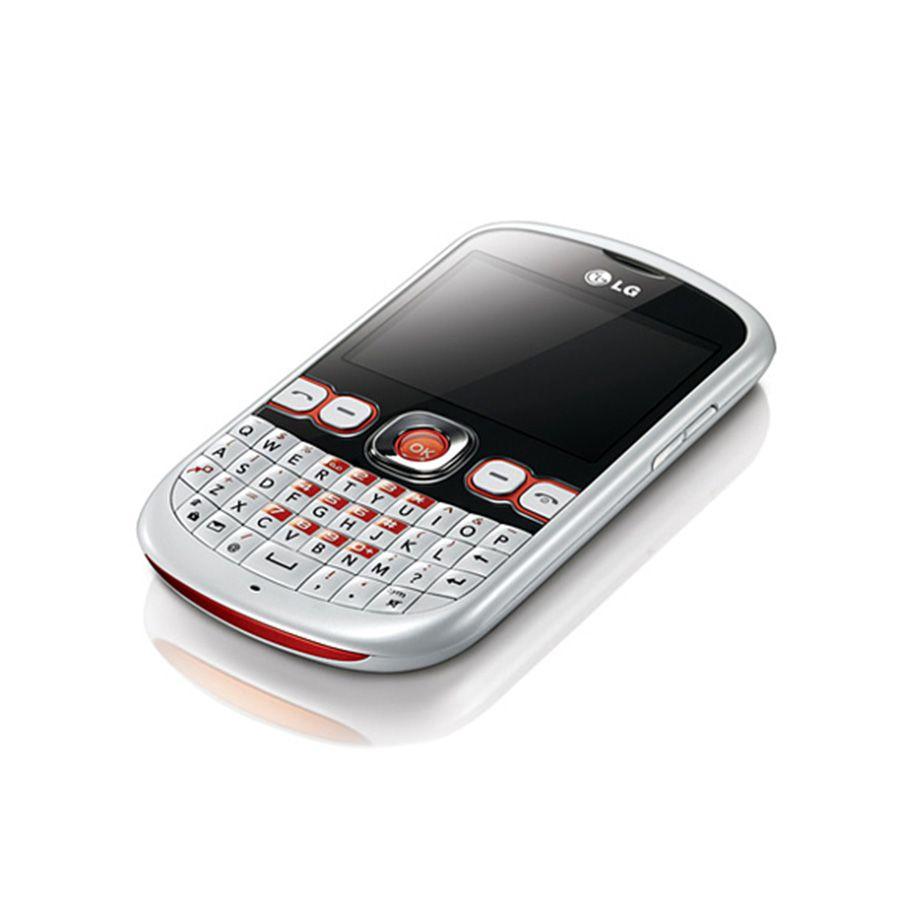 Celular Lg Town C300 Qwerty Rádio Fm Mp3 Bluetooth Vitrine