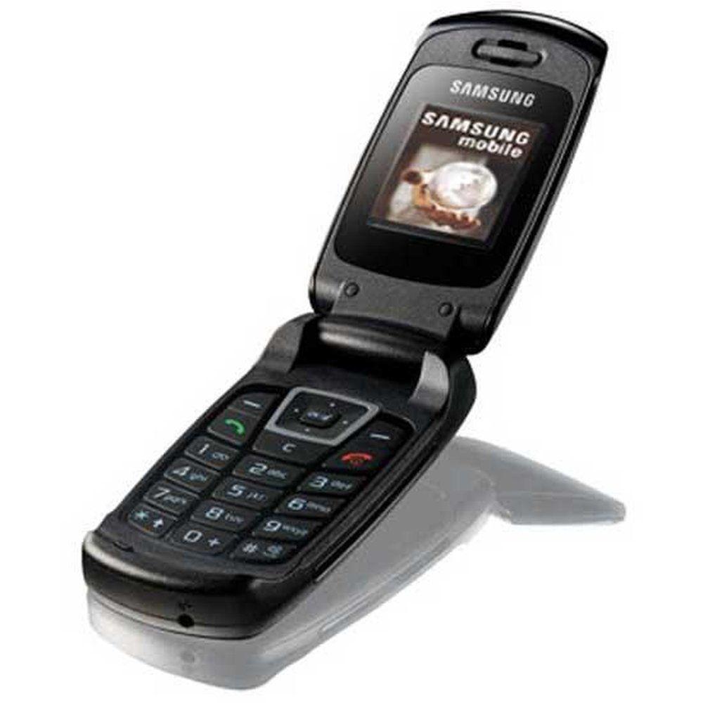 Celular Samsung C266 Flip Bloqueado Vivo Seminovo