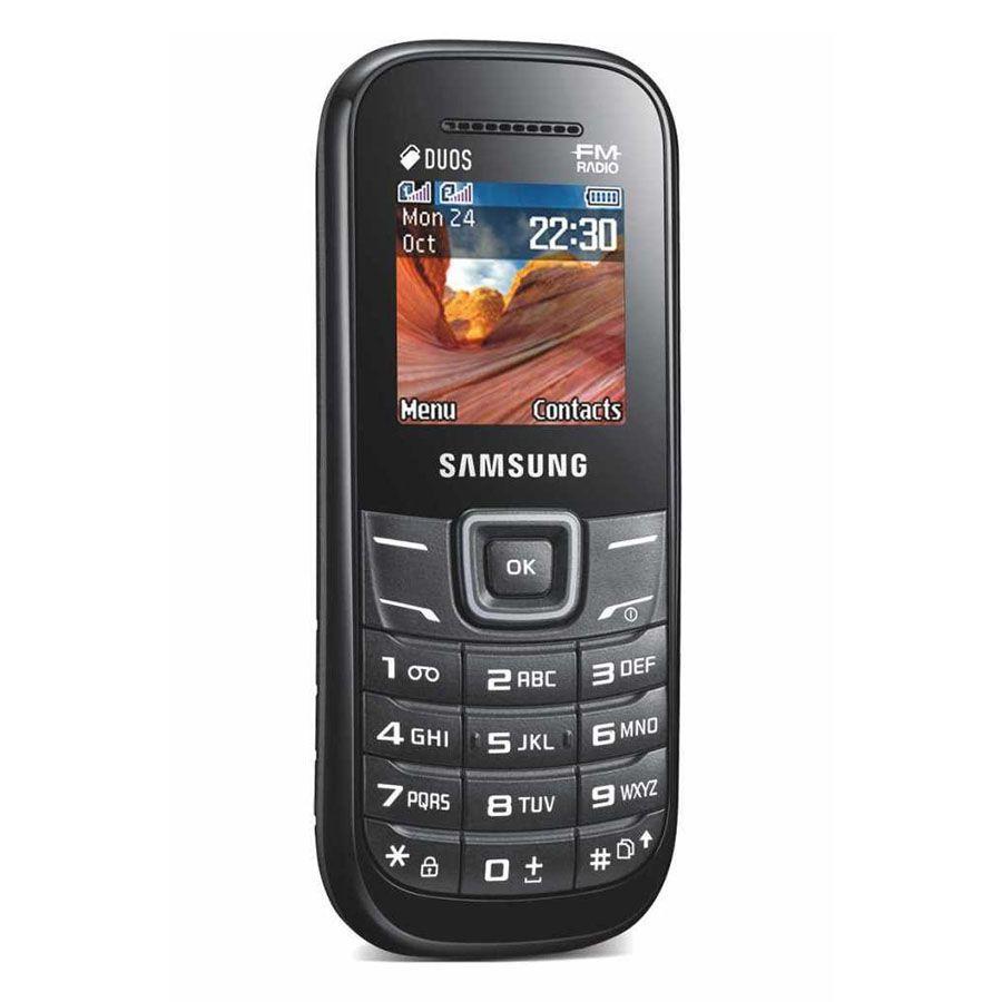 Celular Samsung Keystone E1207 Dual Original Anatel Vitrine