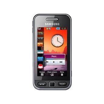 Celular  Samsung STAR S5230  3.2MP, MP3, Rádio FM e Touch Screen Vitrine