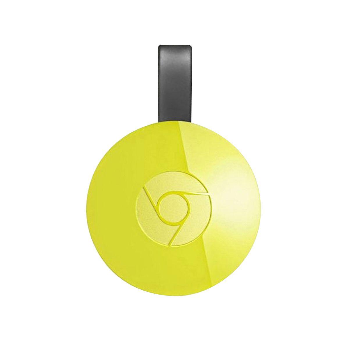 Chromecast 2 Hdmi Full Hd Netflix Original Colors Open Box - AMARELO